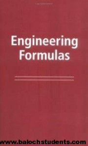 Engineering Formula
