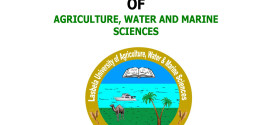 Lasbela University of Agriculture, Water and Marine Sciences (LUAWMS)